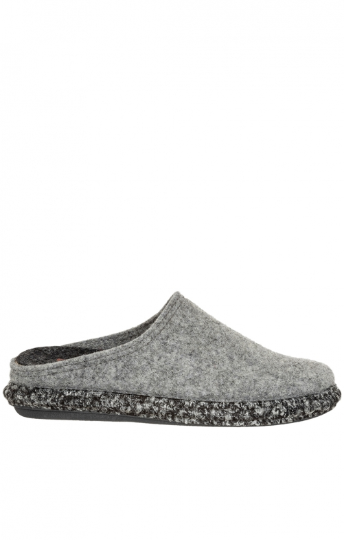 Traditional Slipper PIPPA gray