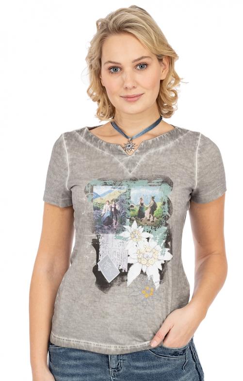 T-Shirt 321113 grau