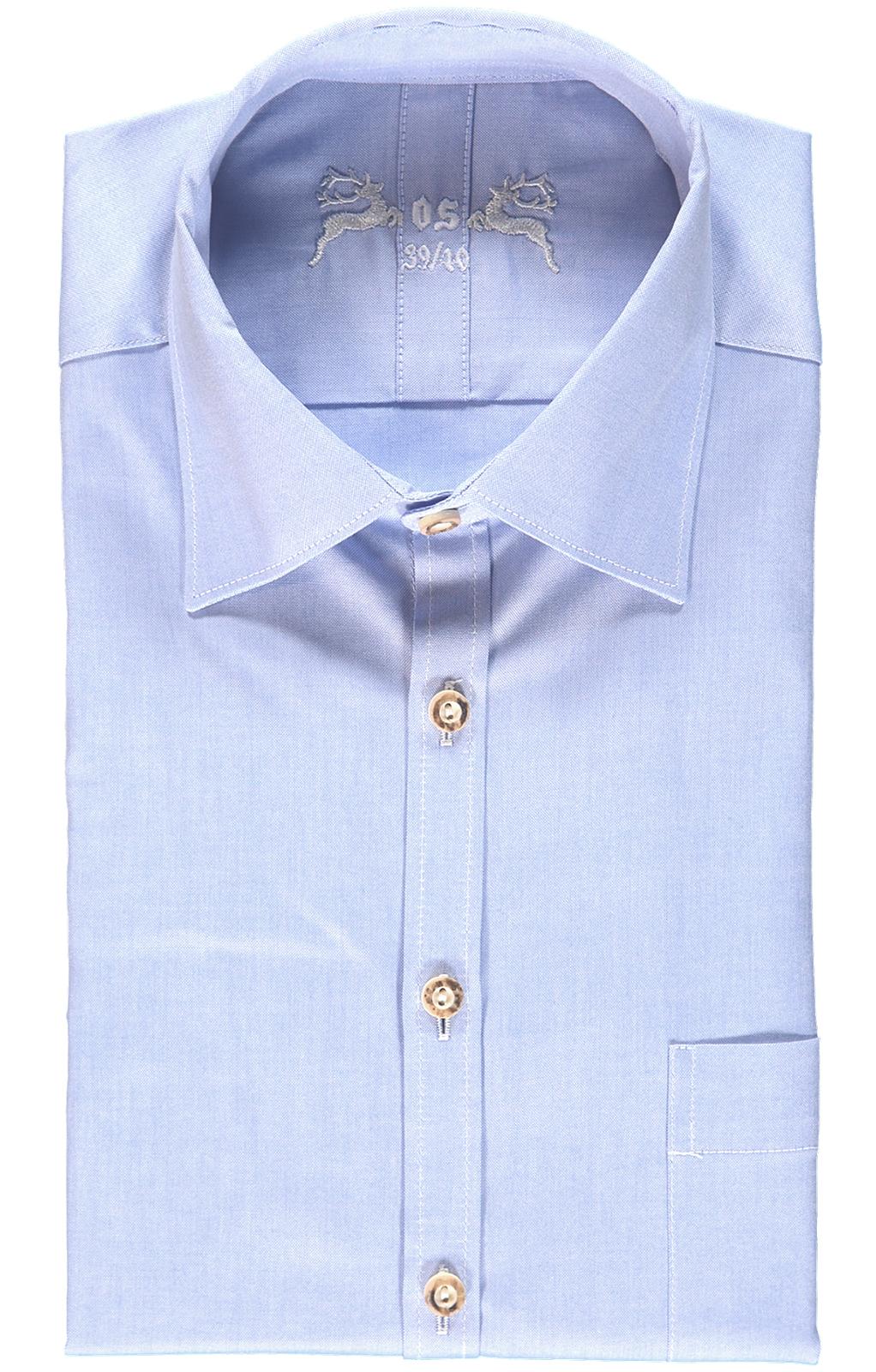 weitere Bilder von Hemd Langarm ENNO blau