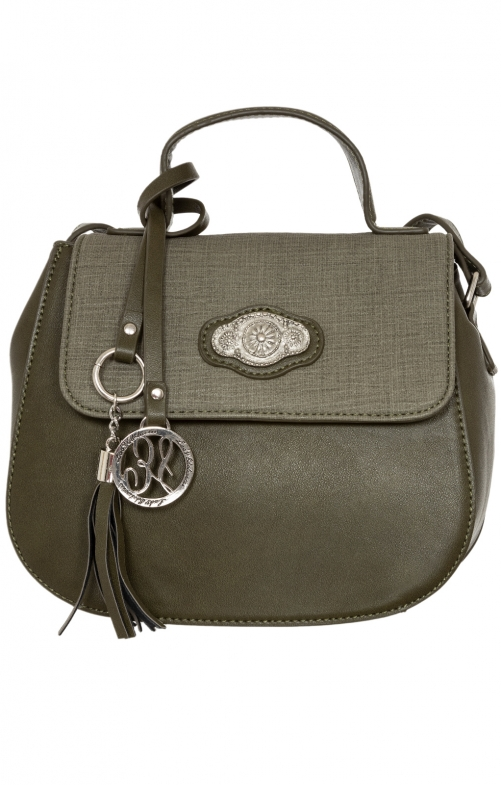 Traditional Handle bag 18100 olive