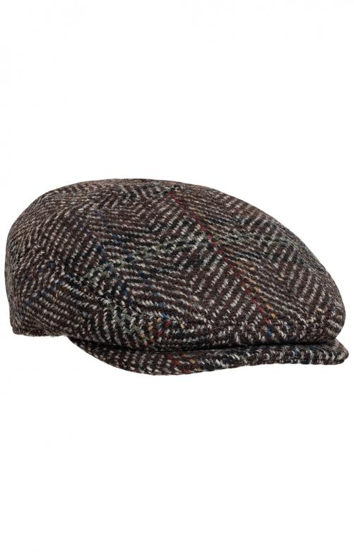 Flatcap 54012 braun