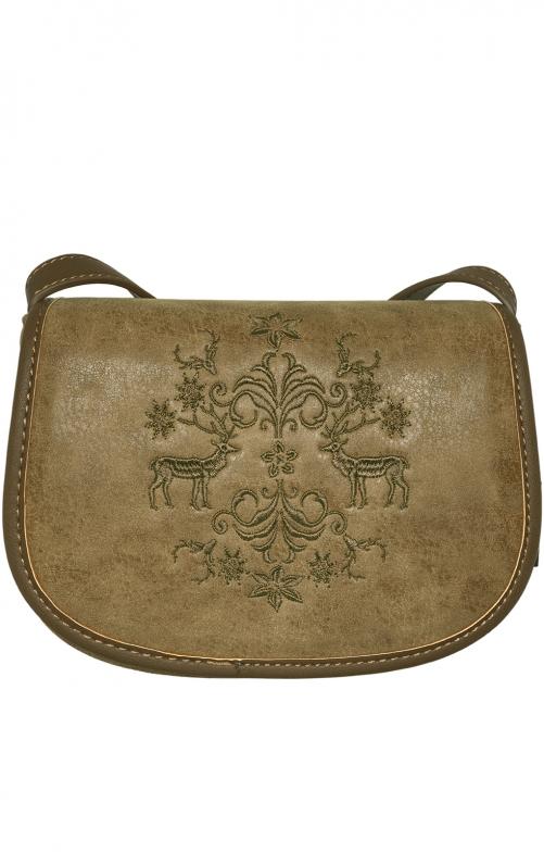 Traditional bag 17802 olive