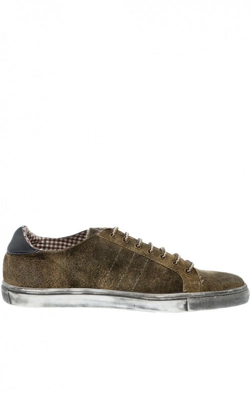 German traditional shoes SNEAKER eiche