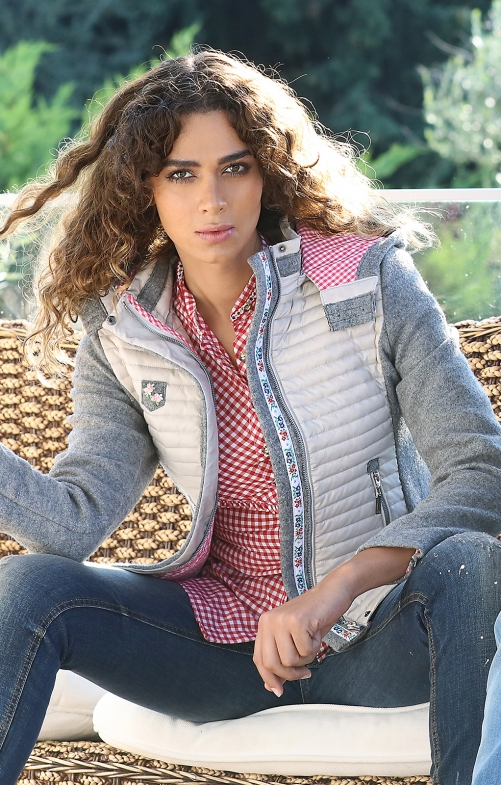 Costumes Outlet Jacket VELA gray