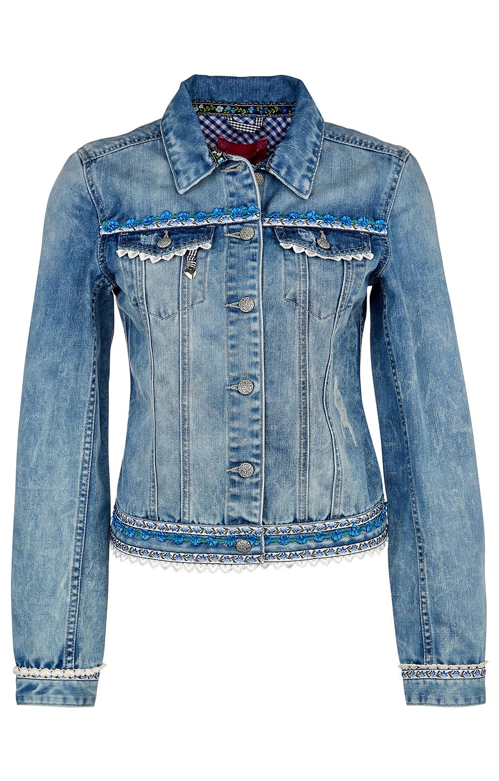 weitere Bilder von Traditional Jacket DENIM DREAM blue-blue