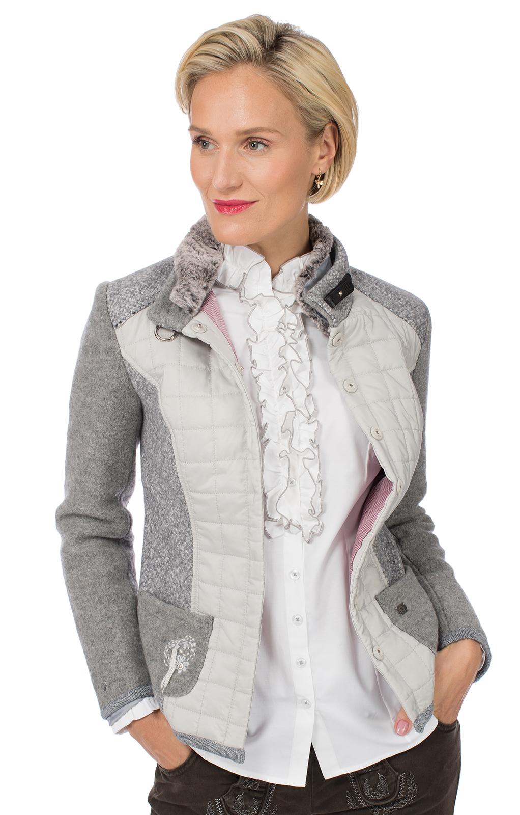 Traditonal Jacket Heubach gray von Spieth & Wensky