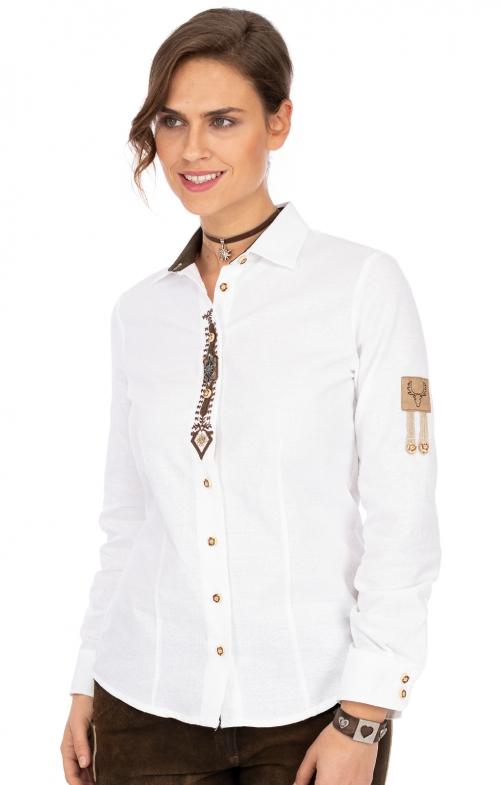 Bluse 150025-1011-1 weiß