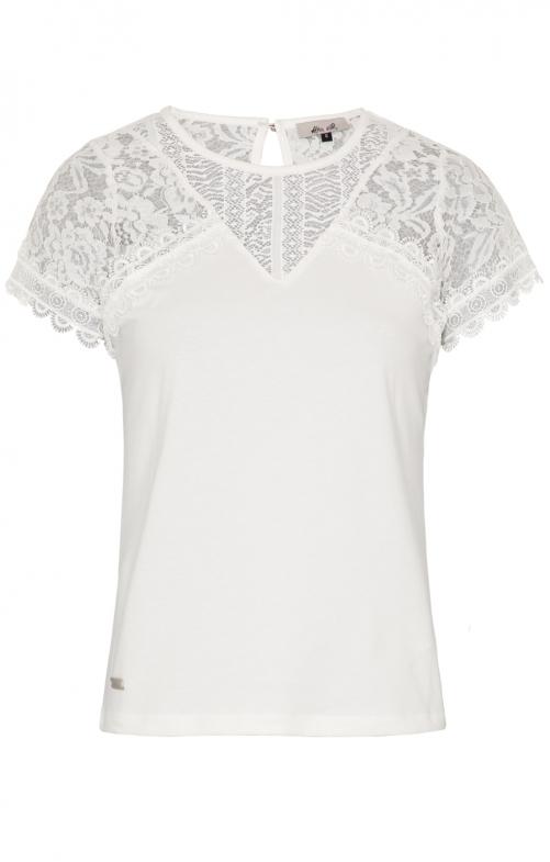 T-Shirt AYSE weiß