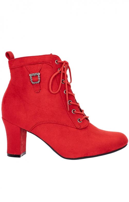 Stiefelette 3008720-21 red