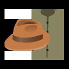 richtig kombinierte Hüte