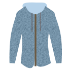 Men's knitted Trachten jacket
