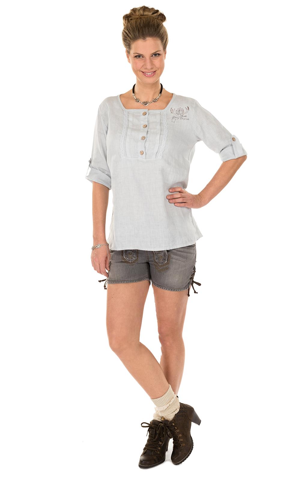 weitere Bilder von Traditional blouse MERIDA-Tgray