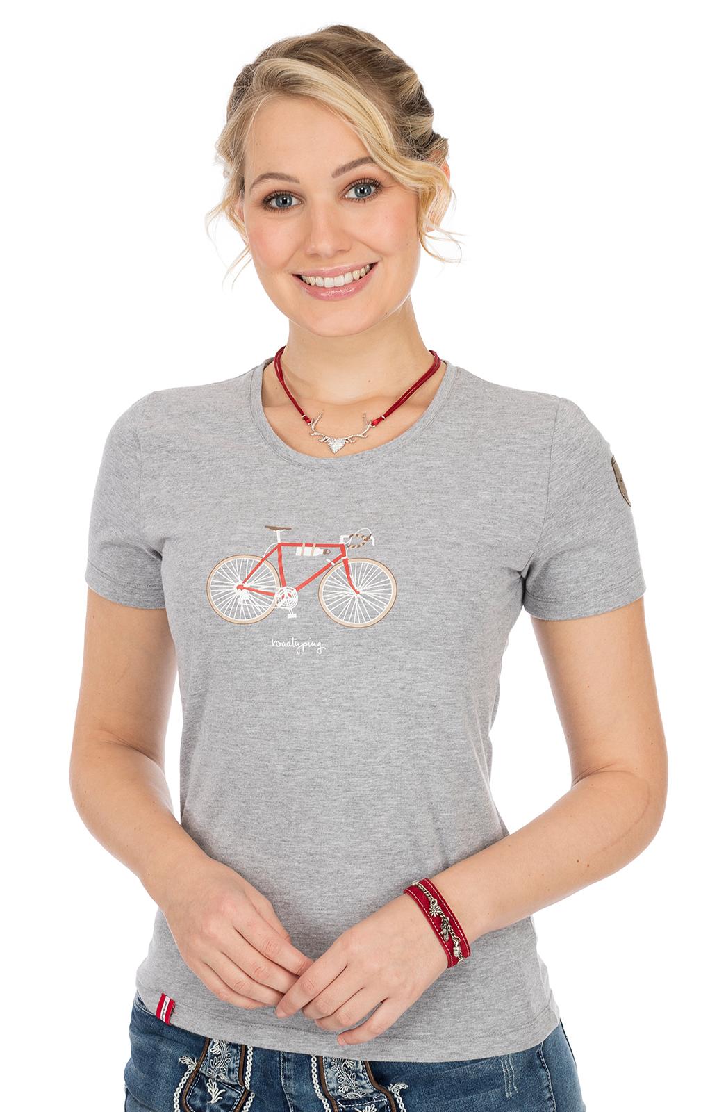 weitere Bilder von T-Shirt RESSEGGERALM grau