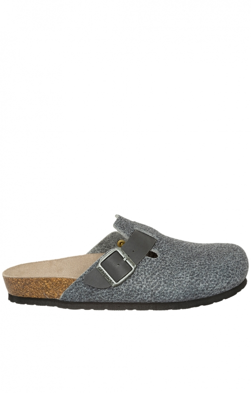 Pantoffeln G101549 RIVA grau