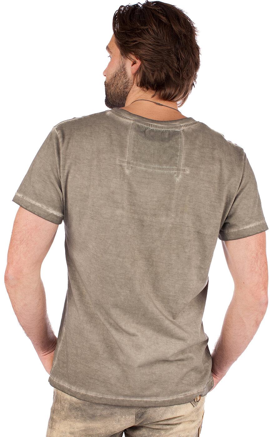 weitere Bilder von Trachten T-Shirt 92200-44taupe