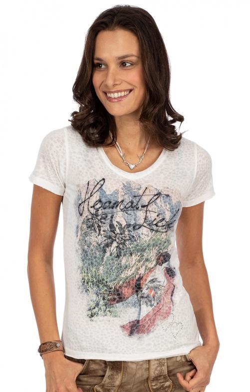 T-Shirt SIGRID austria offwhite