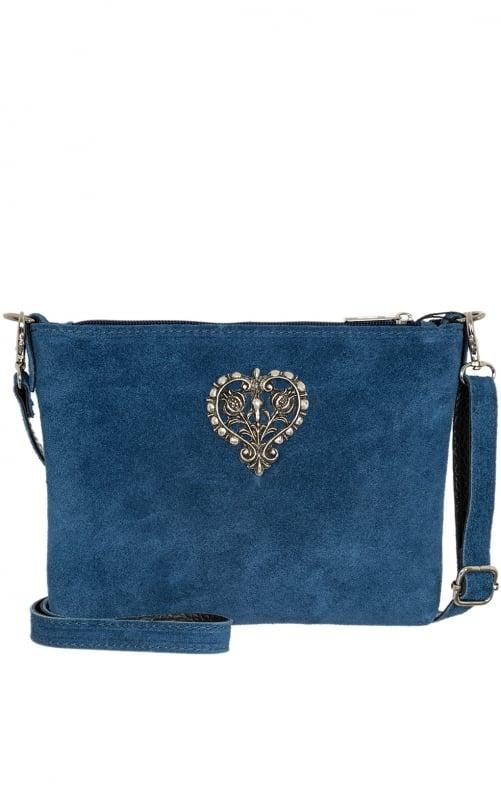 Trachtentasche TA30540-8525 jeansblau