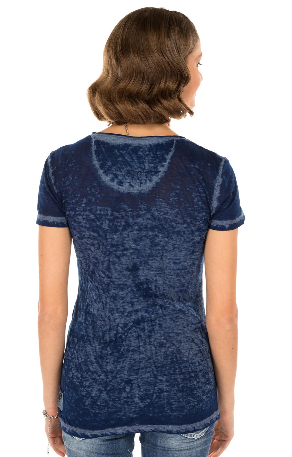 weitere Bilder von Trachten Shirt K20-ELLA blue