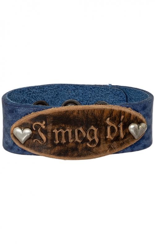 "Traditionele armband 57988 ""I mog Di"""