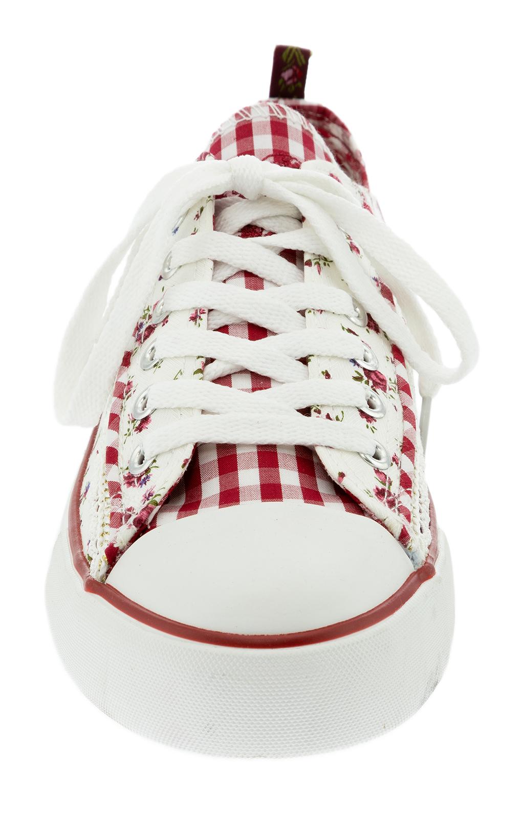 weitere Bilder von Trachten shoe 4161-209 beige red