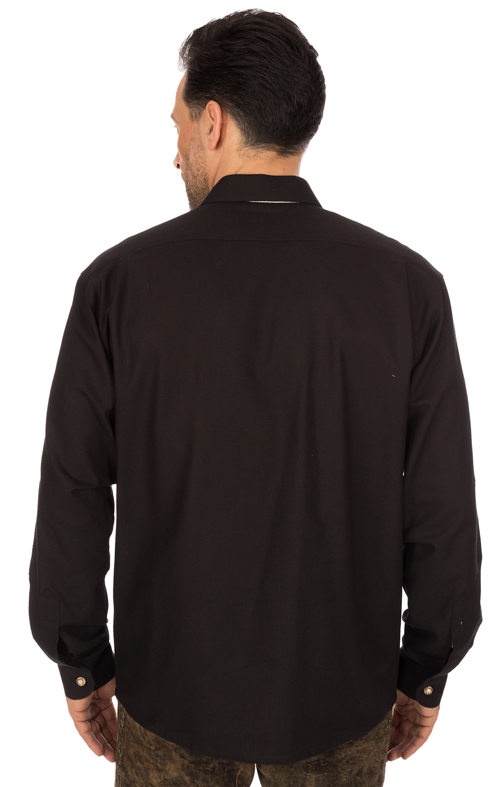 weitere Bilder von Trachtenhemd EDGAR schwarz