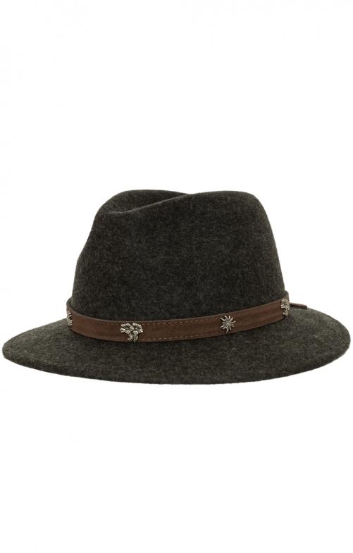 Bavarian oktoberfest hat 1013-657A anthraciet
