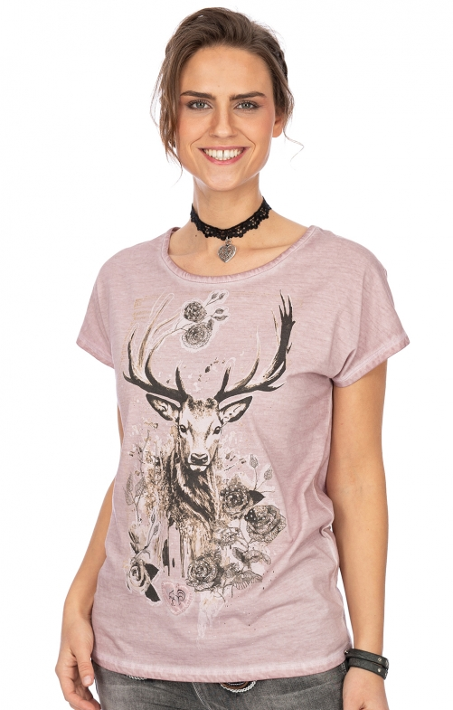 T-Shirt P32 - INA gardenia