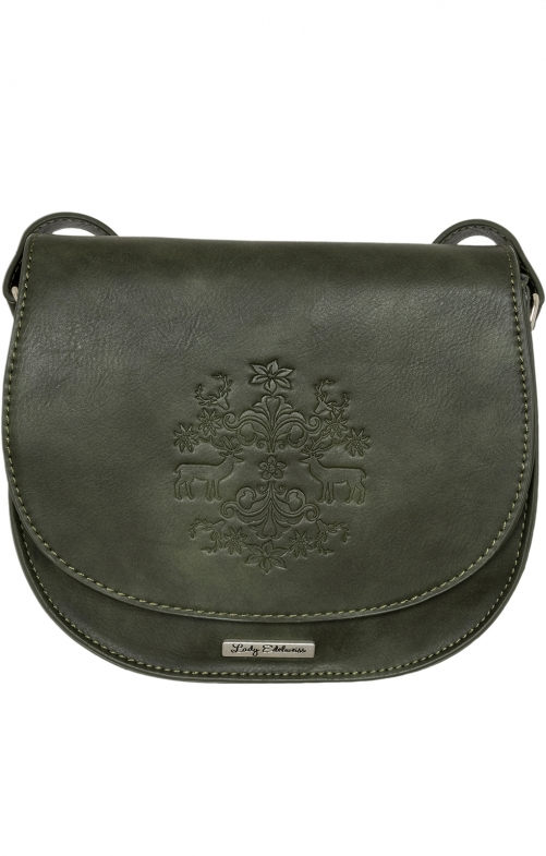 Traditional bag 13102 antique green