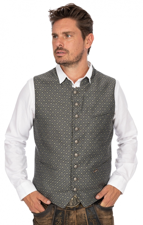 Tradition vest MARC anthracite