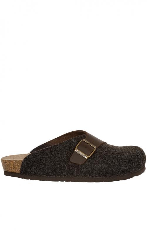 Pantoffeln G101561 BRANCO braun