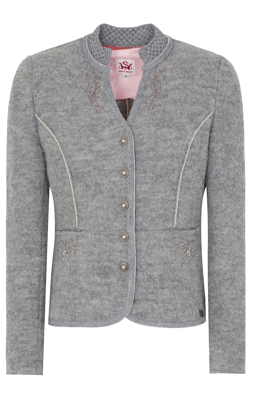 weitere Bilder von Giacca da passeggio per giacche tradizionali KRIEMHILD WJ grigio