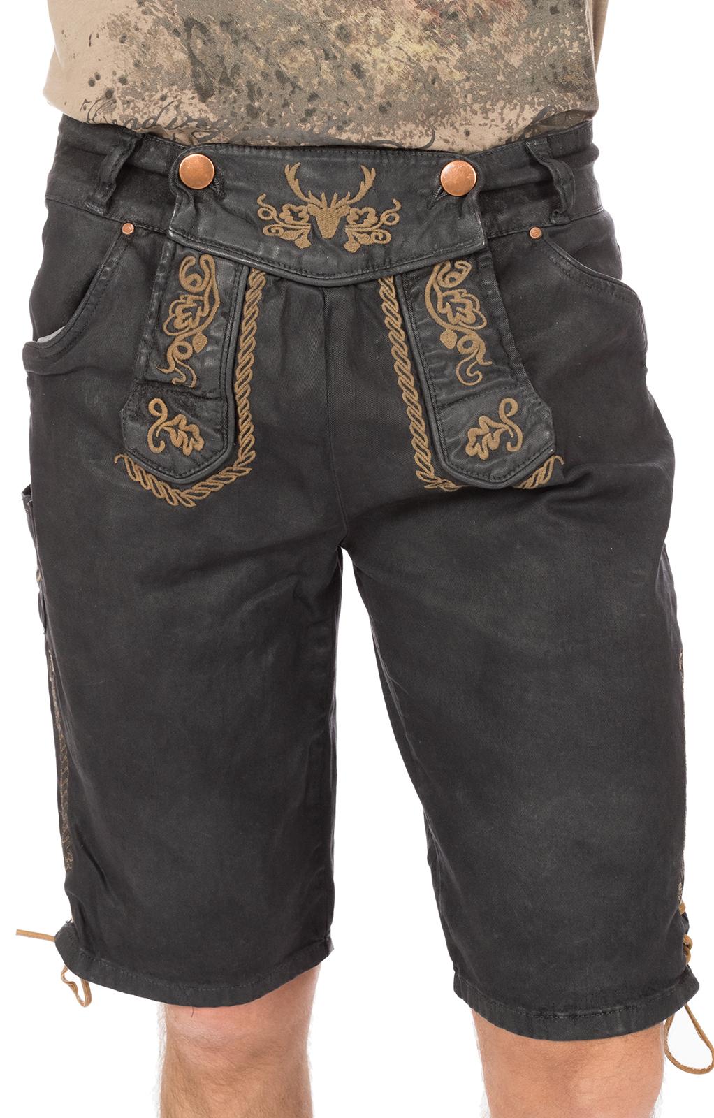 weitere Bilder von Traditional jeans shorts HE anthracite