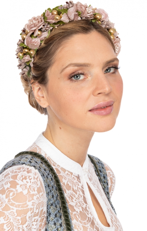 Hair- and Hat accessories CHRISTINA beige