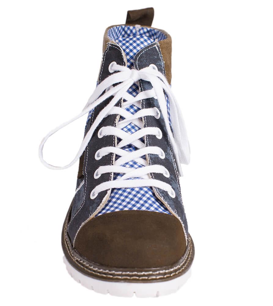 weitere Bilder von German traditional boots H540 Joshua blue brown