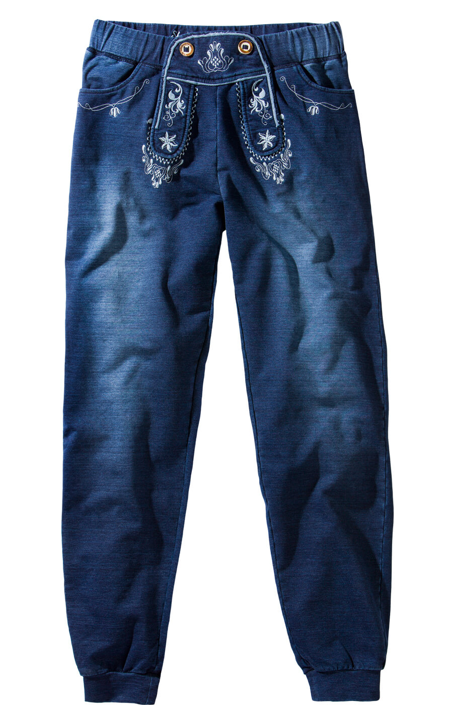 weitere Bilder von Traditional trousers SHELLY trueblue