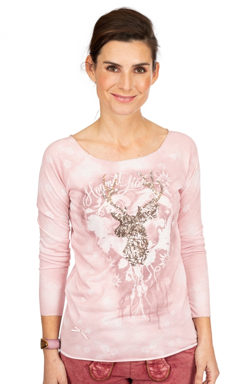 T-Shirt LOLA rosa