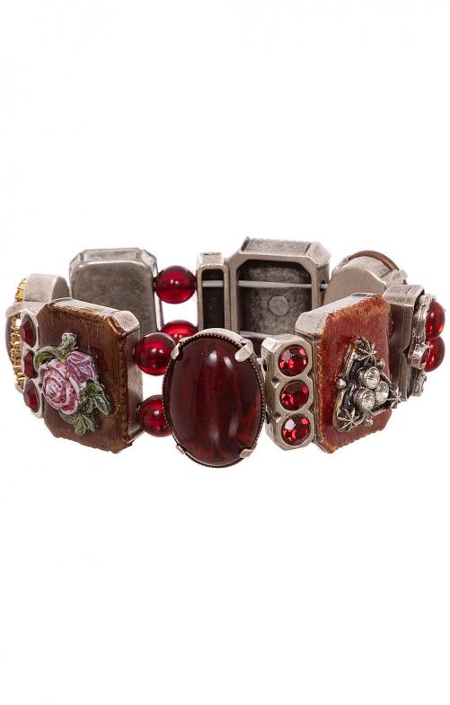 Tic bracelet 3808 red