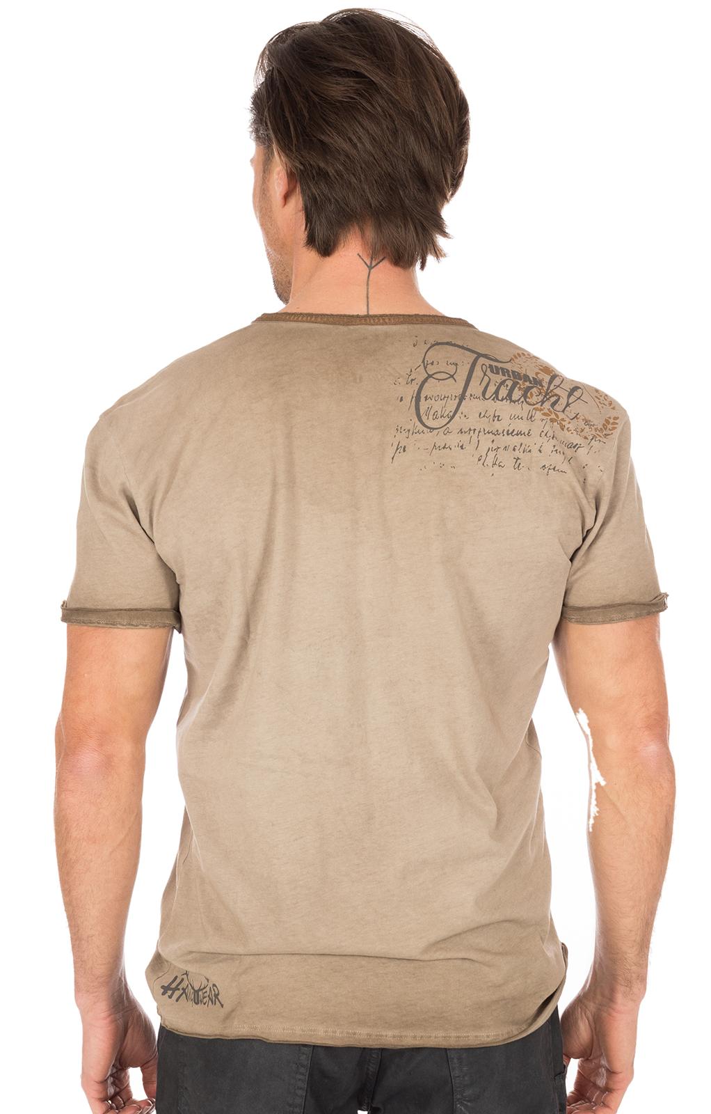 weitere Bilder von Traditional German T-Shirt brown