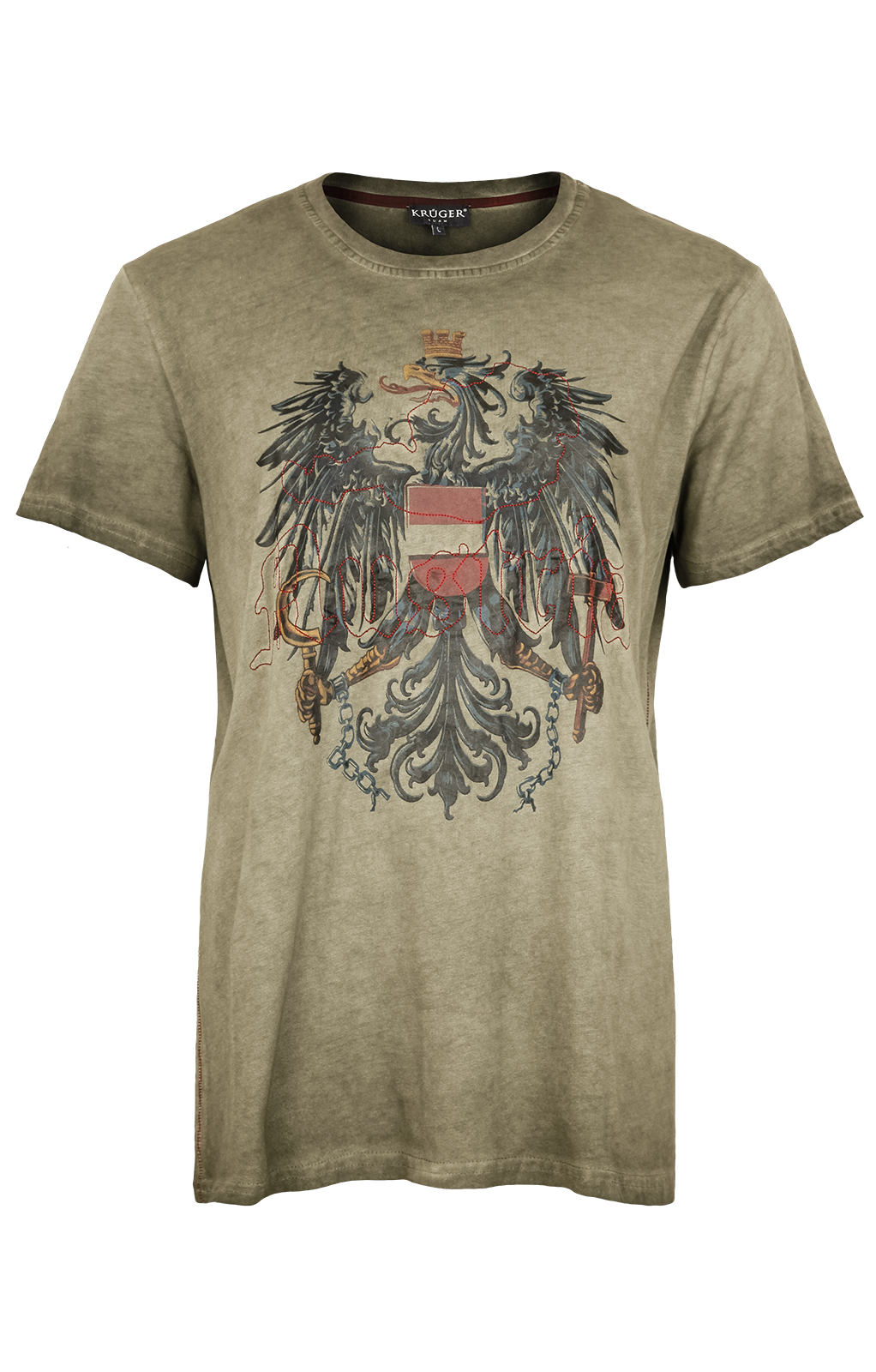 weitere Bilder von Traditional German T-Shirt brown