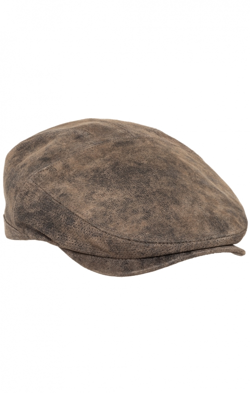 Flatcap 51233 braun