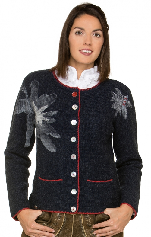 Costume cardigan Tammy blue
