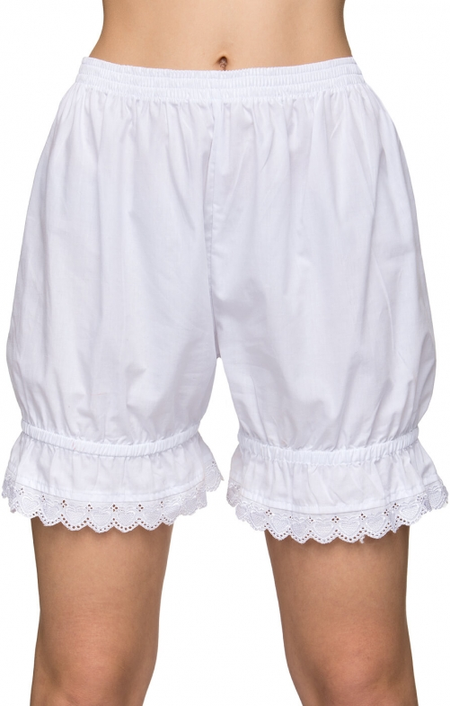 Traditional german underpants U35 white