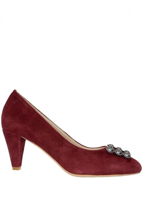Pumps 3007807-24 bordeaux