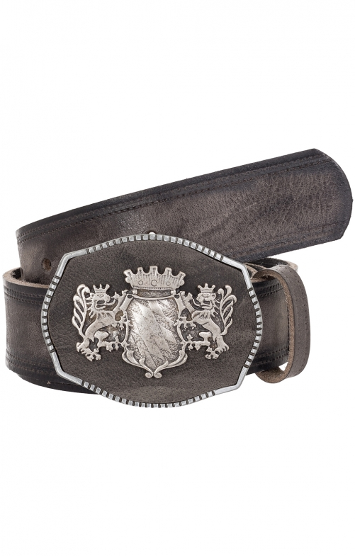 Trachten Belts RW-RWK-K151 dark brown