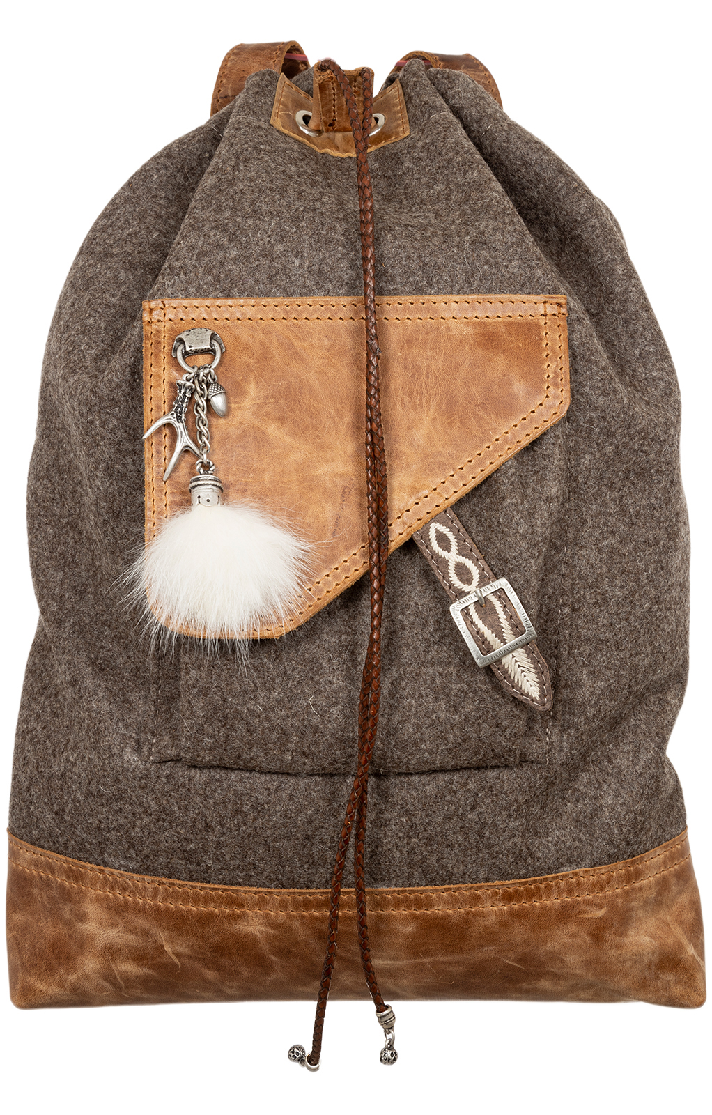 Traditional Backpack 158-3743 brown MT von Sima