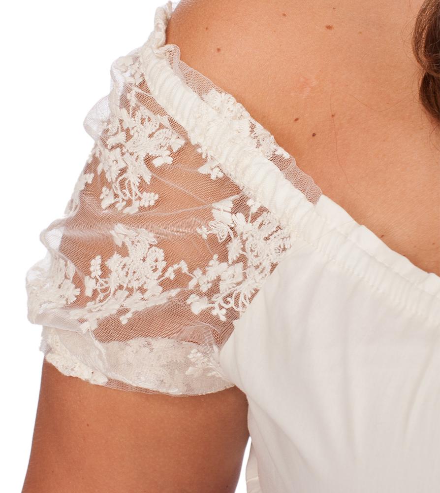 weitere Bilder von Dirndl blouse SOFERL cream PlusSize