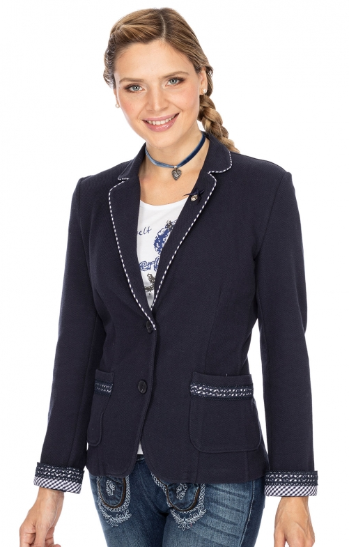 Traditional Jackets Blazer F33 - GUNDA darkblue