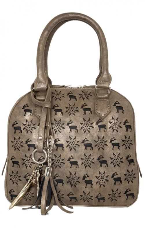 Trachtentasche 13200 antik braun