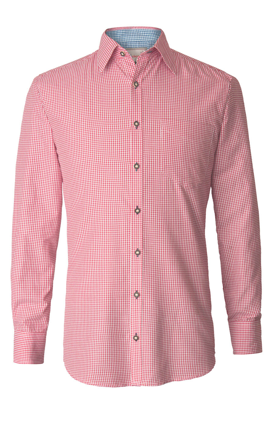 weitere Bilder von German traditional shirt Dave2 red