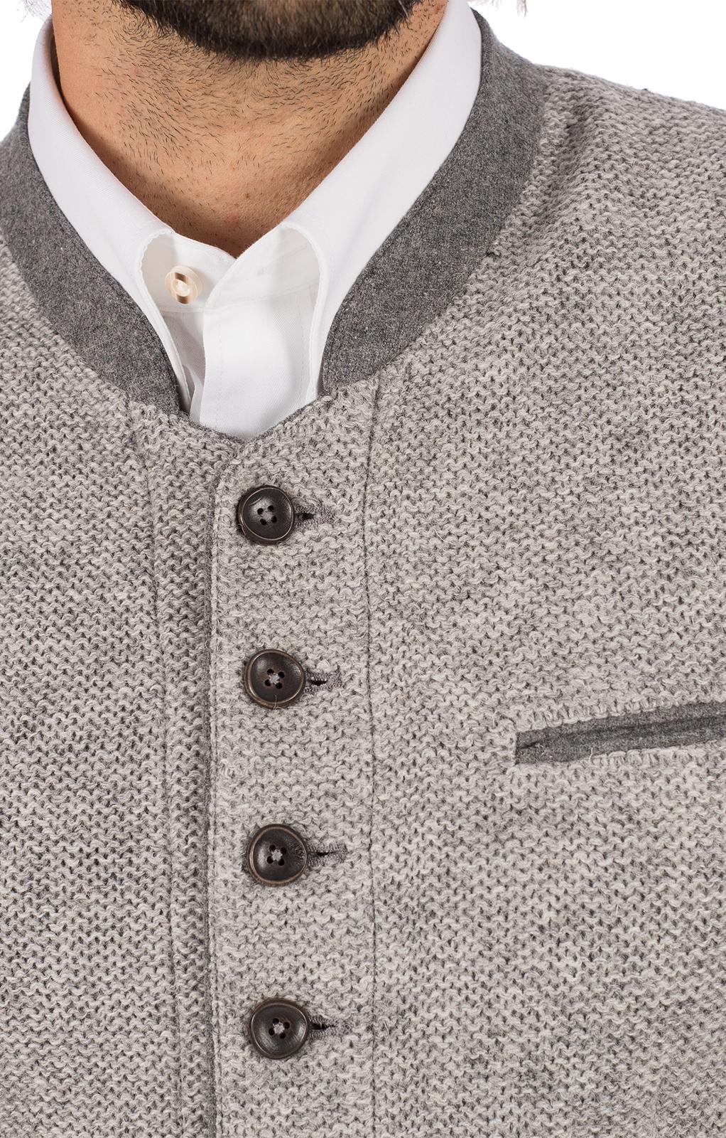 weitere Bilder von Gilet Costumi maglia KNALLER SW grigio chiaro
